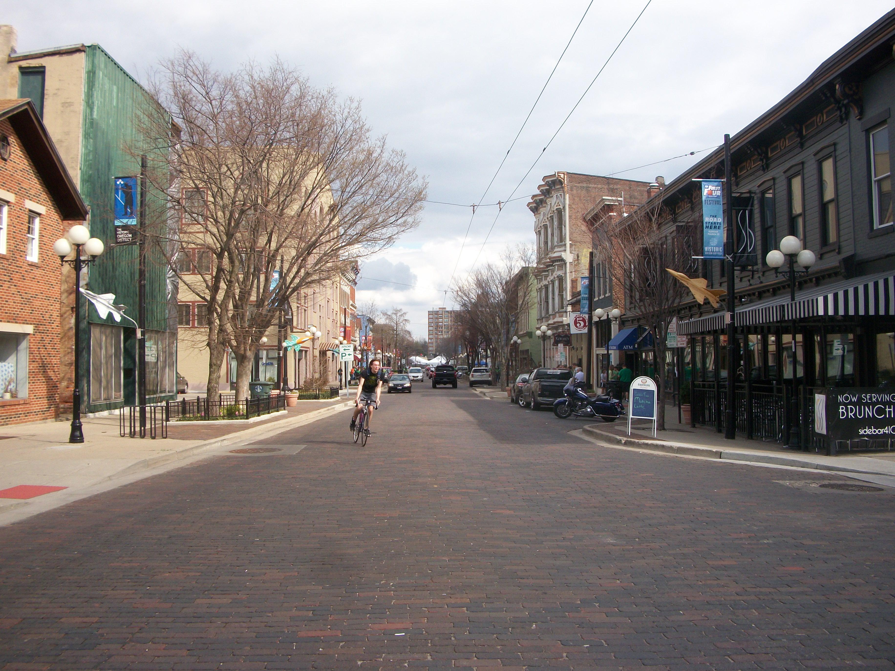 the oregeon district dayton random ohio reviews