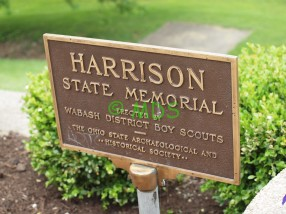 William Henry Harrison Tomb