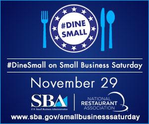 Small Business Saturday Night Icon