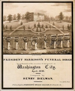 presidential-funerals-william-henry-harrison