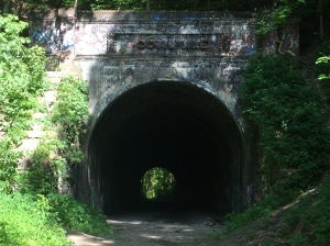 Moonville tunnel ror