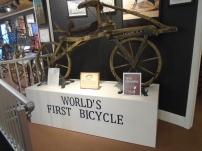 World's first bike