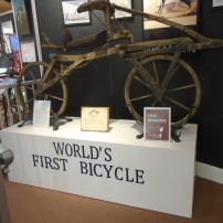 World's first bike