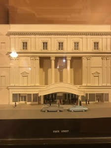 model of Ohio Theater