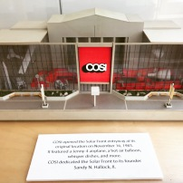 The Original Building (a model)