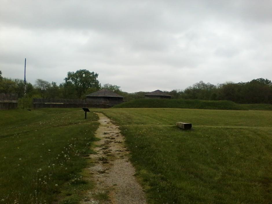 Fort Meig trail