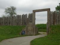 Fort Meig Entrance