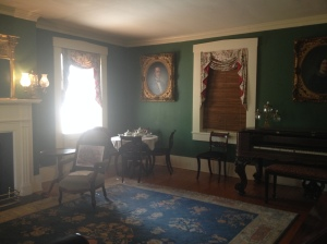 Patterson Homestead Living Room