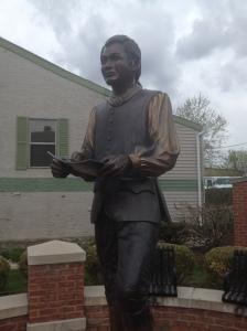 William Bruce Statue