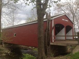 Roberts Covered Bridge