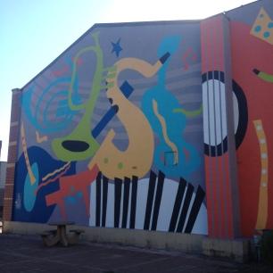 Middletown Music Mural